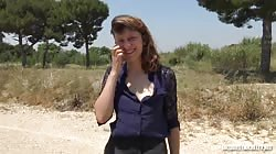JacquieEtMichelTV - Big adrenaline for Melany
