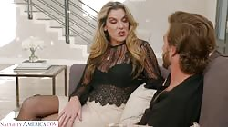 MyFriendsHotMom Kayla Paige, Lucas Frost - Kayla Paige gets fucked by young cock