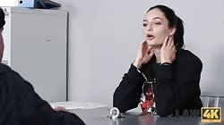 Law4k E04 Leanne Lace - Steal this BMW in 60 seconds or feel the taste of my dick